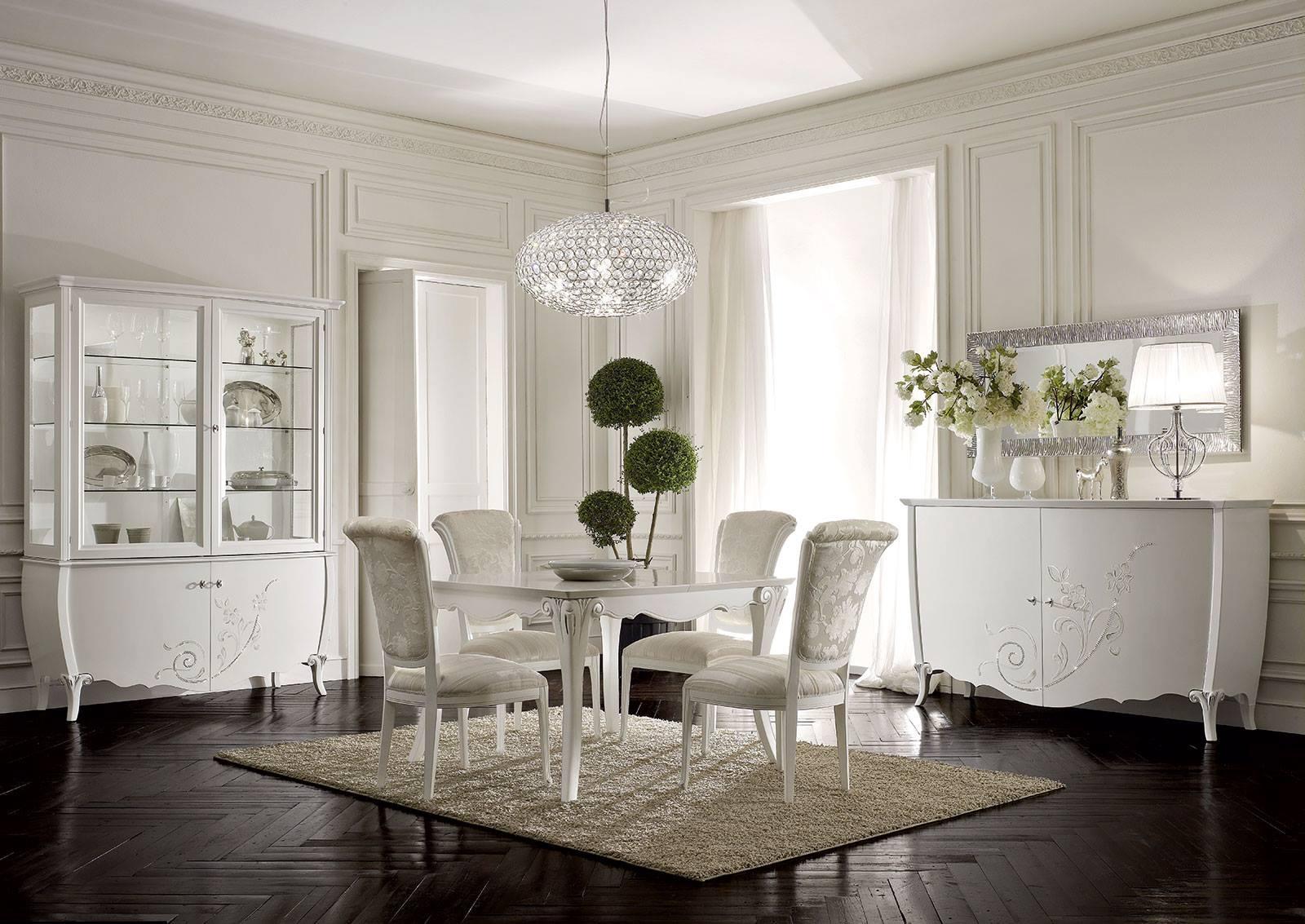 Spallotta arredamenti for Soggiorno elegante