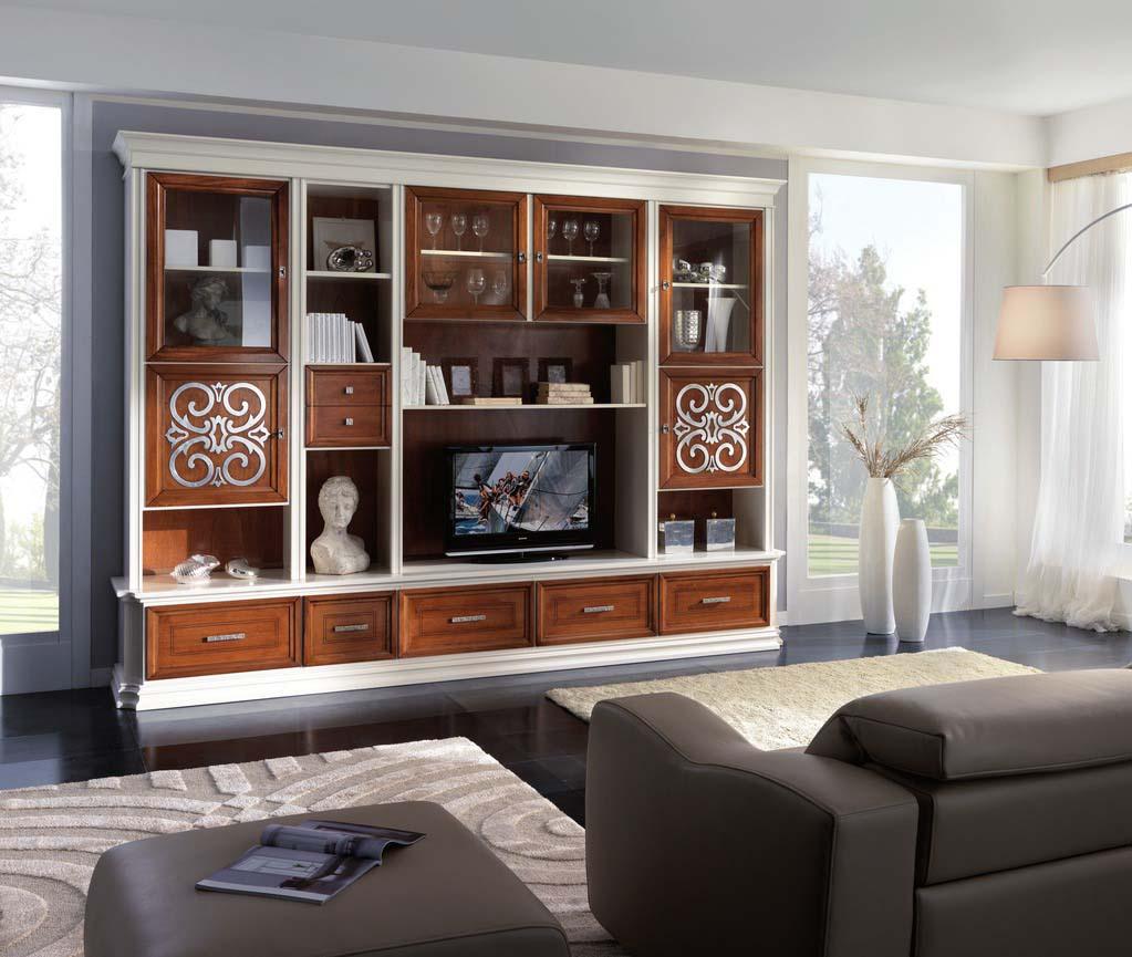 Good parete classica with mobili arte for Arredamenti economici roma